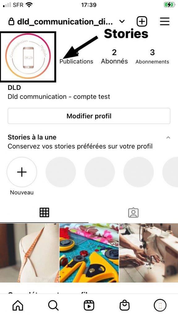 Qu'est-ce que Instagram stories