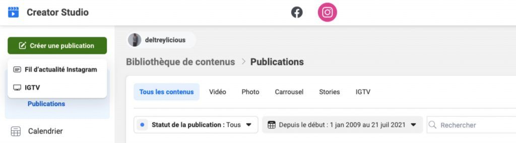 facebook-creator-studio-pour-instagram