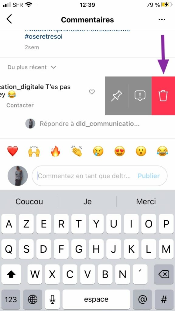 supprimer-commentaire-instagram